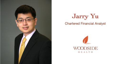 Woodside's Jarry Yu Earns CFA Designation, Further Benefiting Woodside Investors